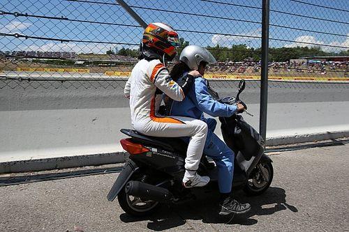 Vandoorne krijgt gridstraf in Monaco na incident met Massa tijdens GP van Spanje