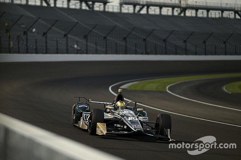 Indy 500: Carpenter snelste in kwalificatie, Alonso door naar 'Fast Nine'