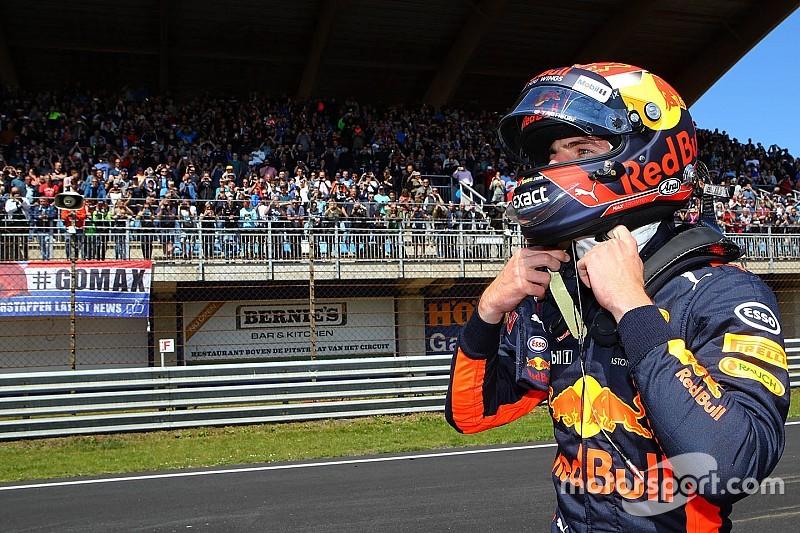 Marko: ningún joven de Red Bull está cerca de Verstappen