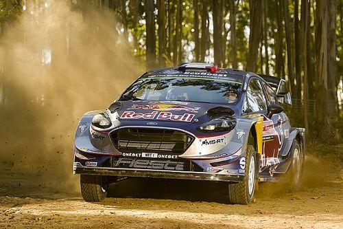 Rally di Portogallo: Ogier chiude in testa la Tappa 2 davanti a Neuville