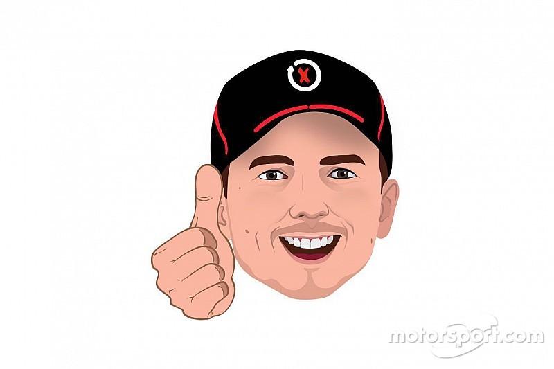 Jorge Lorenzo kini punya emoji sendiri