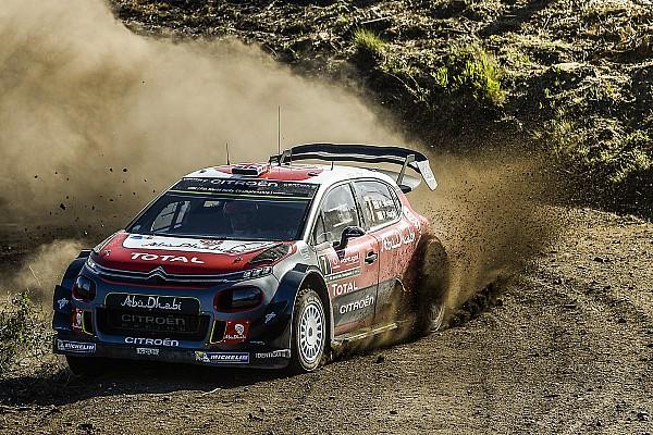 WRC Noticias de última hora El jefe de Citroen insiste en que el asiento de Meeke no peligra
