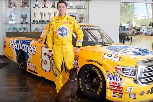 Todd Gilliland to make NASCAR Truck debut next month