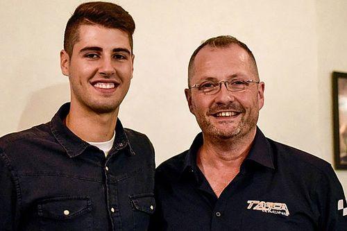 Ufficiale: il Tasca Racing raddoppia nel 2018 con Federico Fuligni