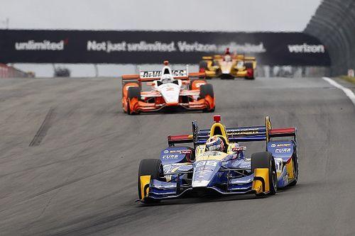 Росси выиграл этап IndyCar в Уоткинс-Глене