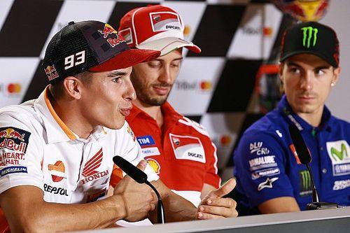 """MotoGP-Fahrer einig: """"Gefährliches"""" Training ist nötig"""