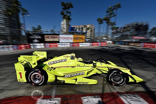 Warm-up - Pagenaud montre la voie