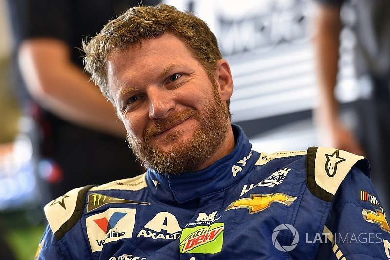 """Dale Jr. hopes to """"have something to smile about"""" by season's end"""