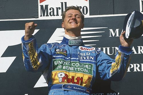Ezen a napon: Schumacher-mesterhármas és Verstappen első dobogója a Hungaroringen