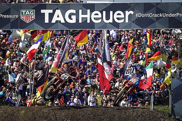 MXGP Noticias de última hora Así fue la octava prueba del MXGP 2017 en Alemania