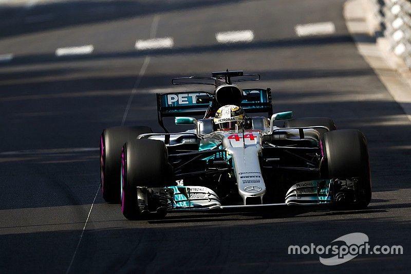 """Hamilton: """"No lo entiendo, el coche cambió como de la noche a la mañana"""""""