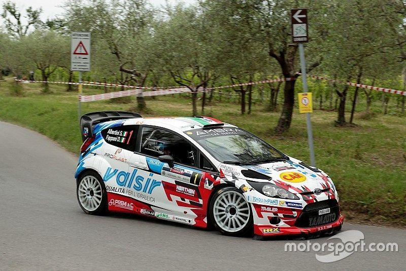 Stefano Albertini e Danilo Fappani conquistano il 41° Rally Mille Miglia