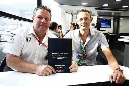 Resultaten wereldwijd F1-fanonderzoek bekendgemaakt in Monaco