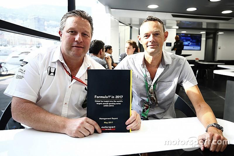 《F1全球车迷调查》结果在摩纳哥公布