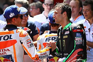 "MotoGP Breaking news Zarco admits interest in joining Honda ""dream team"""