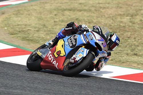 Alex Marquez in pole a Barcellona davanti a Pasini e Baldassarri