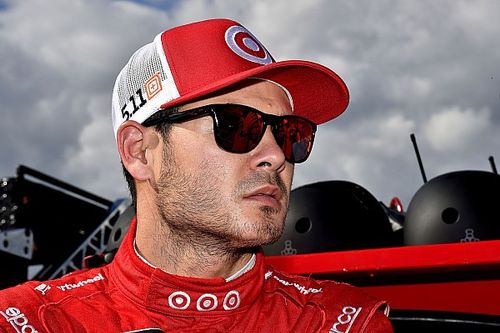 Larson tops opening Michigan Cup practice with 200mph lap