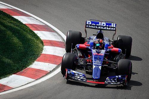 A Toro Rosso a tapasztalt páros révén harcolhat az 5. helyért