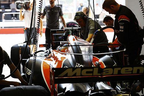 Video: McLaren enciende por primera vez su MCL33 impulsado por Renault
