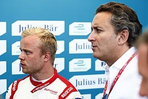 Fórmula E Últimas notícias Rosenqvist: