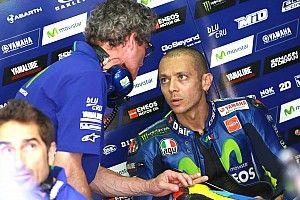 Rossi: Start ke-13 akan sangat sulit