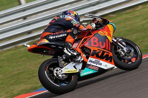 Oliveira geeft KTM eerste pole position in Moto2