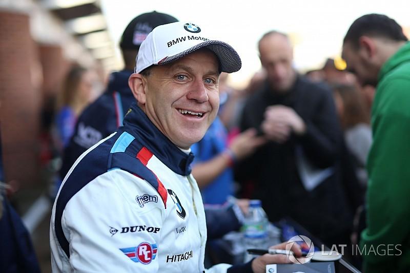 Collard, Burns hospitalised after Silverstone BTCC crash