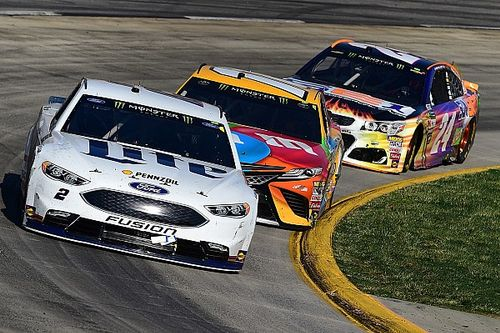 Could a new rivalry be brewing in NASCAR?