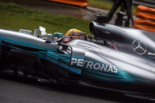 """Mercedes: """"Temel bir sorun"""" nedeniyle yavaş kaldık"""