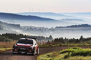 WRC Noticias de última hora El nuevo recorrido del Rally de Alemania aburre a los pilotos