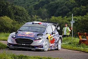 WRC Résumé de spéciale ES9 à 12 - Tänak toujours devant, la bonne affaire pour Ogier