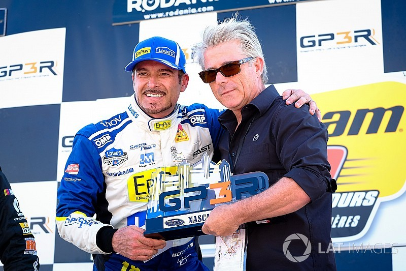 Alex Tagliani to be back with 22 Racing in 2018