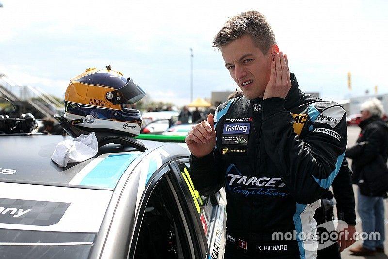 Kris Richard debutta con la Chevrolet della Campos Racing a Motegi