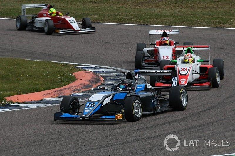 Injured British F3 driver to make comeback in Supercars