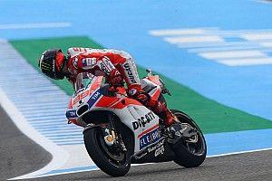 "Lorenzo: ""Si piloto por instinto con la Ducati voy muy lento"""