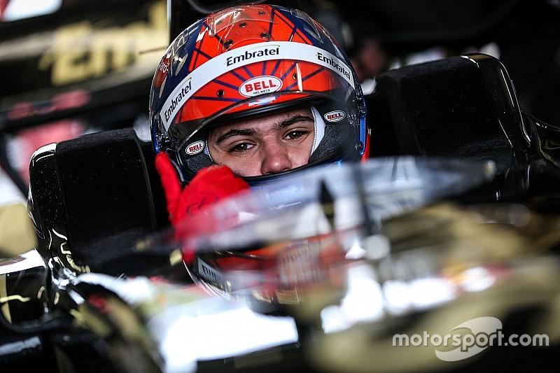 Fittipaldi e Binder regalano la prima fila al team Lotus per Gara 2
