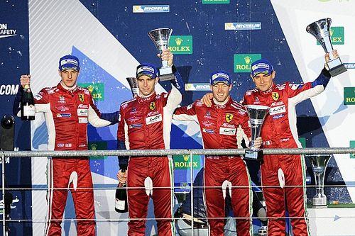 Per la Ferrari un week end all'insegna della perfezione