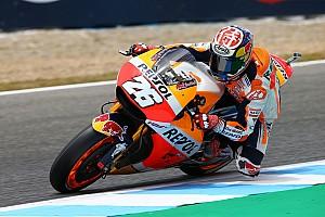 MotoGP Résumé d'essais libres EL3 - Pedrosa poursuit son sans-faute devant Lorenzo et Viñales