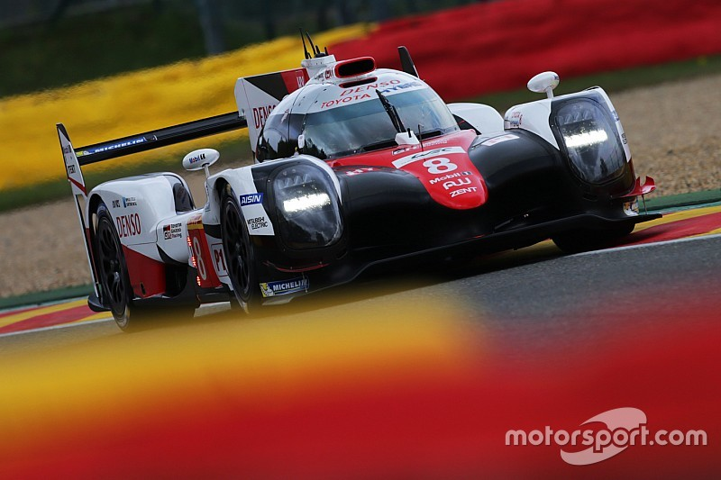 EL3 - Toyota place ses pions avant les qualifications
