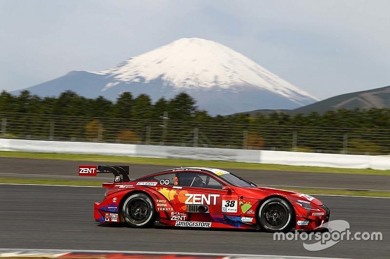 【スーパーGT】富士決勝GT500:38号車完勝。レクサス富士4年ぶり勝利