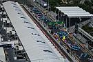 Formula 1 Bakü'de yarış günü hava soğuk olabilir