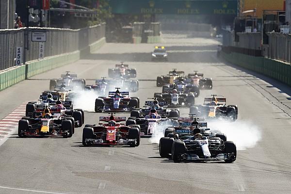 Formule 1 Special feature GP in quotes: Alle 20 rijders over de chaotische Grand Prix van Azerbeidzjan