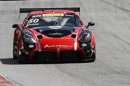 Utah PWC: James delivers fourth GTS win for Panoz