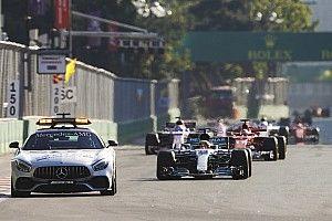 【F1】サインツJr.「SC解除後の加速については、ルールを設けるべき」