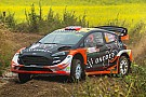 WRC Остберг поменял штурмана