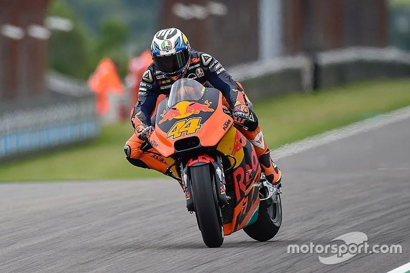 KTM ilk sezonunda daha güçsüz olmayı beklemiş