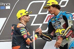 Morbidelli vê Oliveira como piloto mais perigoso por título