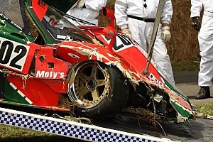 Automotive Breaking news 10 most hay-raising wrecks from Goodwood Hillclimb
