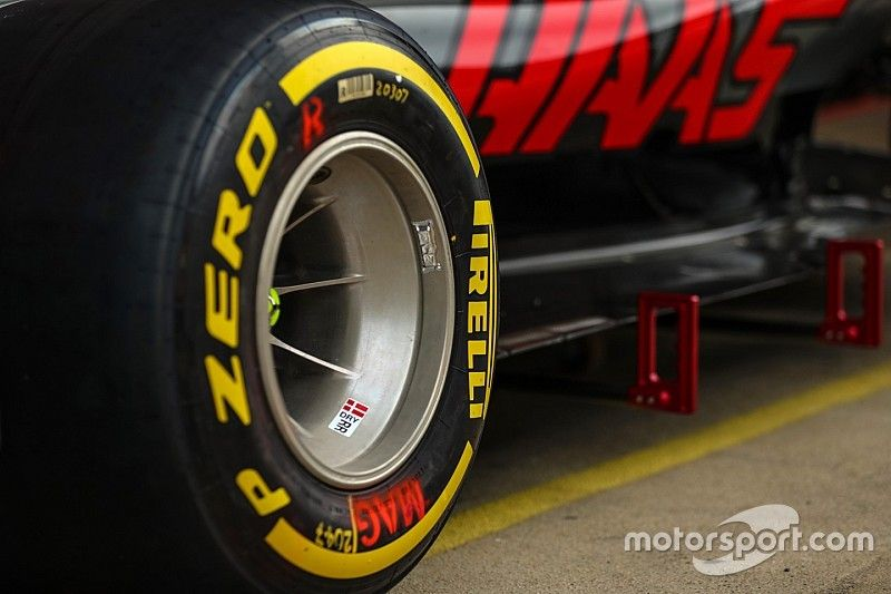 Pirelli planea usar neumáticos más blandos en 2018