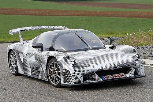 Dallara trademarks Stradale name for new road car